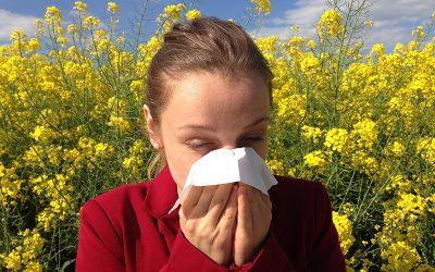 Allergie Behandlung